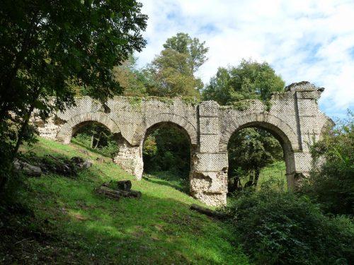 Le pont des Granges en 2007 © J.Burdy