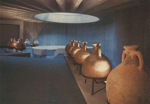 Intérieur du Musée Gallo-Romain - 4FI_06221 ©Archives municipales de Lyon